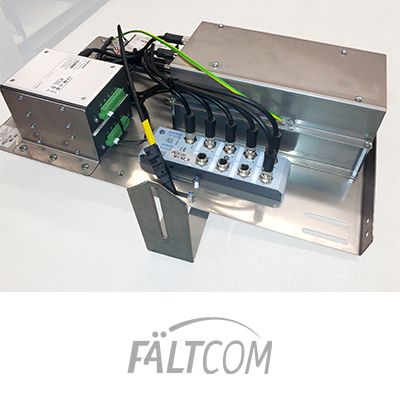 Fältcom development project by Electrum Automation