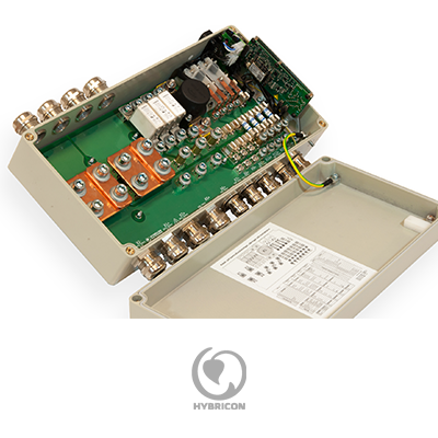 Hybricon product development by Electrum Automation