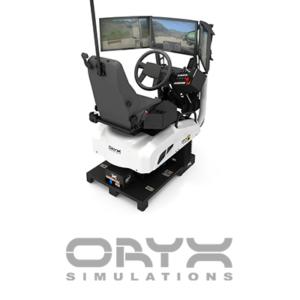 Oryx simulator, Electrum Automation part developer