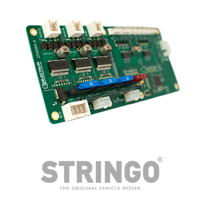 Stringo PCB by Electrum Automation